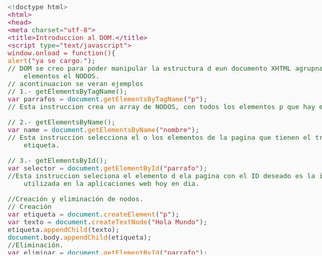 Principios de Javascript - Codepad