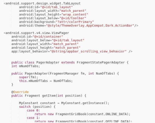 ViewPager - Codepad