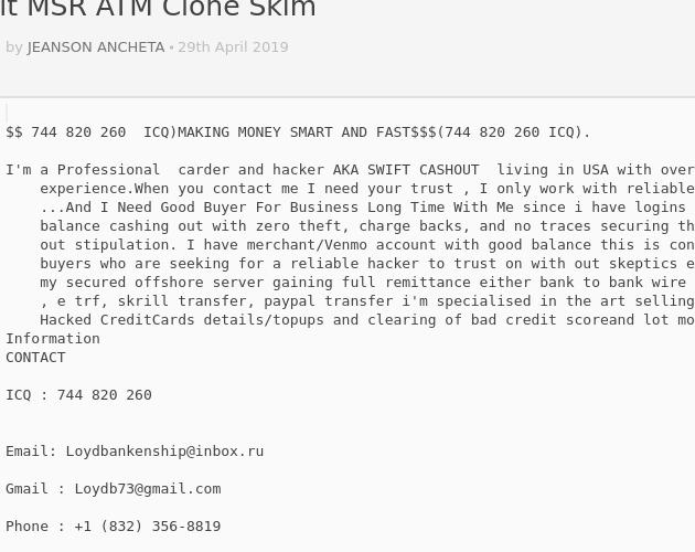 Legit ACH Bank Transfer Drop Wire Logs WU transfer bug PayPal