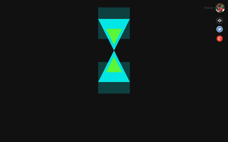 3D Pyramid CSS - Codepad